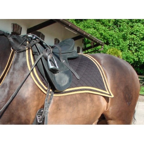 Military Saddlecloth made by Nytack Equestrian-500×500