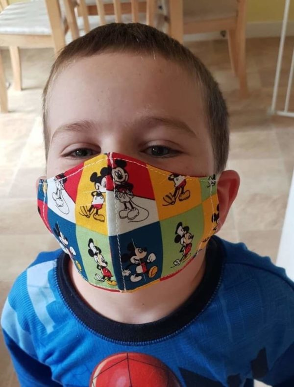 child facemask 2020